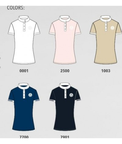 Cavalleria Toscana Girls Flock Competition Polo