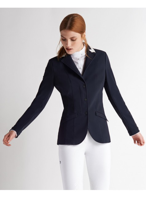 Cavalleria Toscana Competition Jacket 3 Collar
