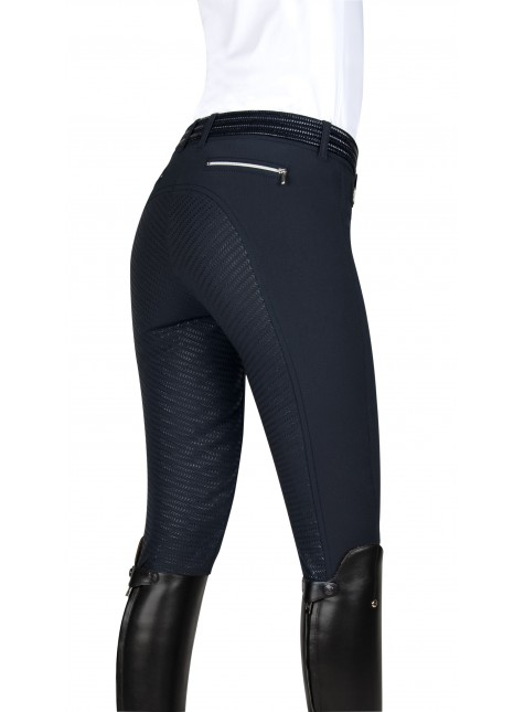 Equiline Women's Riding Breeches Vale Knie Grip