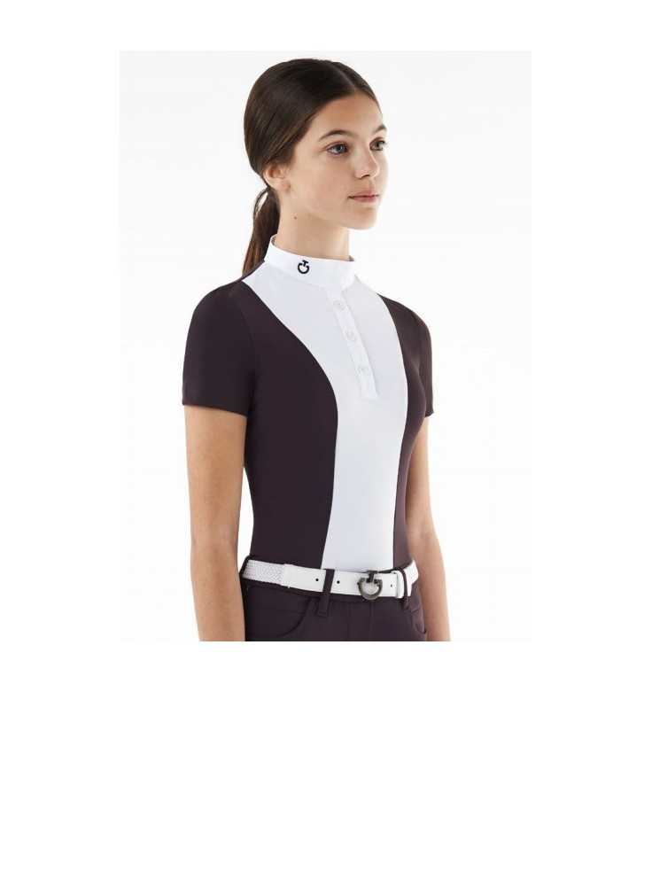 Cavalleria Toscana Jersey Insert Competition Polo