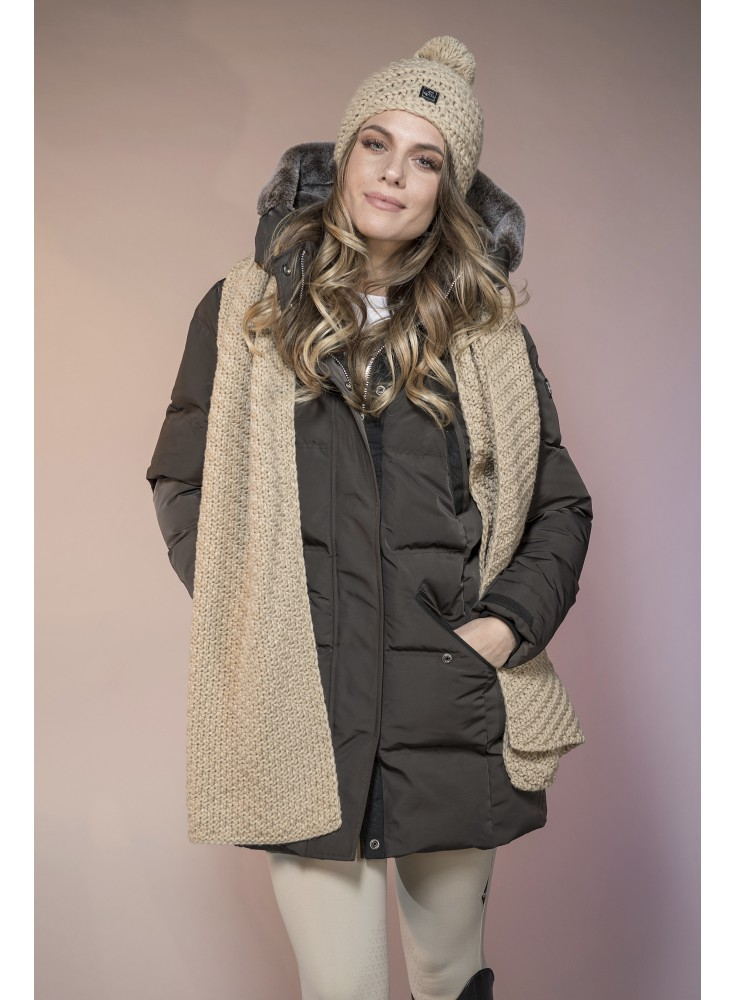 Equiline Extra Winter Jacket Blanca