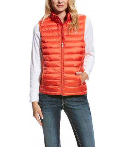 Ariat Ideal Down Bodywarmer Calypso