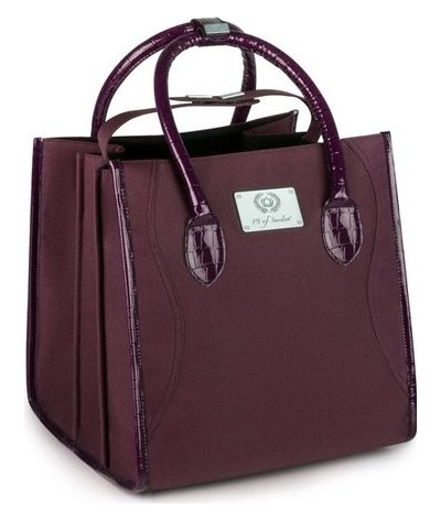 PS of Sweden Grooming Bag Premium Prune