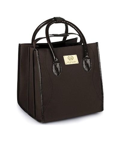 PS of Sweden Grooming Bag Premium Brown