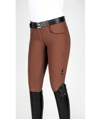 Equiline Women's Full Grip Breeches Vivien