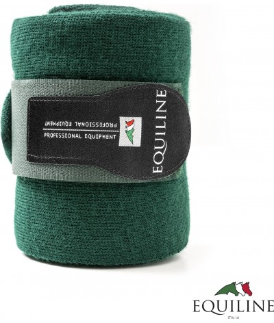 Equiline Wollen Stal Bandages 400 cm