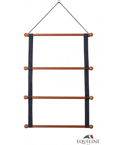 Equiline Wooden Rack Saddlecloths