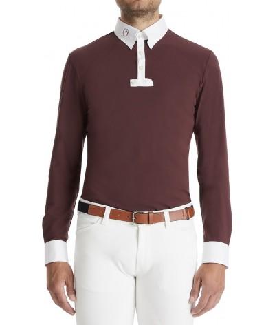 Vestrum Competition Shirt L/S Ketchum