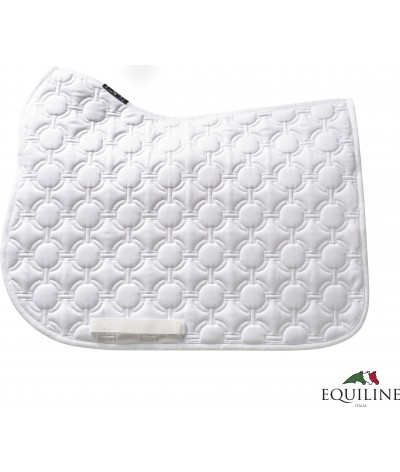 Equiline Saddle Pad Copper