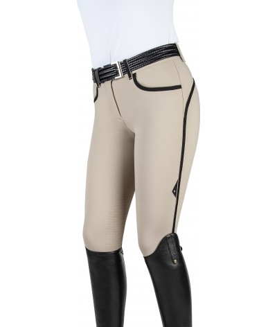 Equiline Women's Knee Grip Breeches Perla