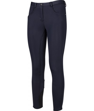Equiline Girls Winter Riding Breeches Darma Full Grip