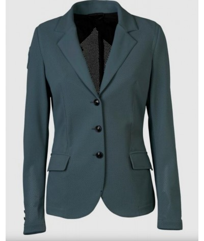 Cavalleria Toscana All Over Perforated Competition Jacket