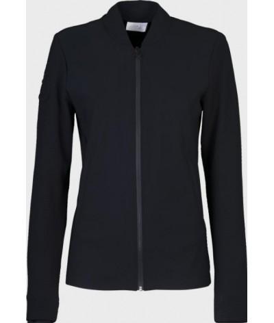 Cavalleria Toscana Embossed Jersey Jacket