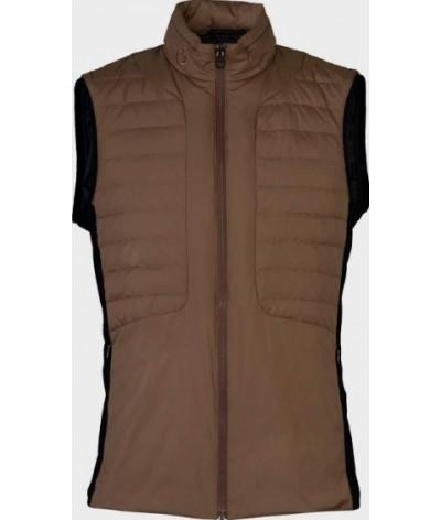 Cavalleria Toscana Lightweight Down Puffer Vest in Nylon