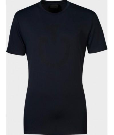 Cavalleria Toscana Tech Pique Heren T-shirt CT Point Logo