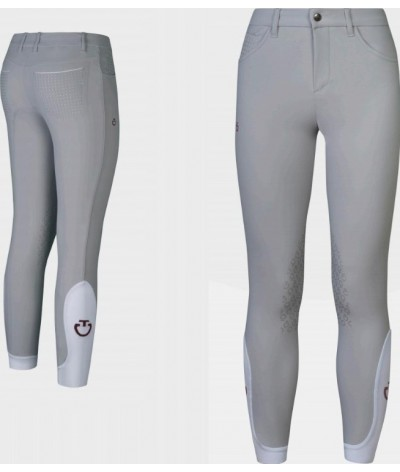 Cavalleria Toscana Perforated Flap Breeches