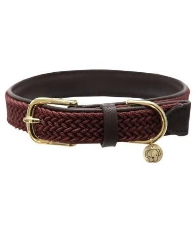 Gevlochten Plaited Nylon Dog Collar