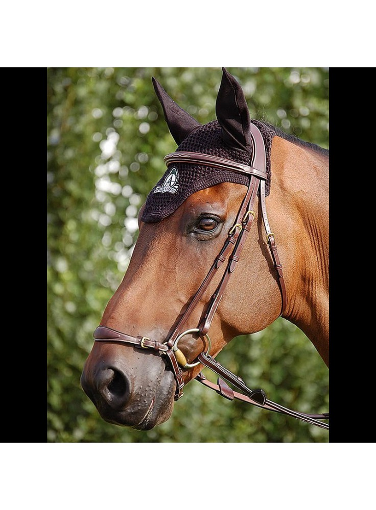 Dyon Drop Noseband Bridle