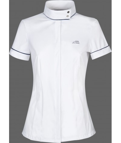 Equiline Womens Competition Shirt Havana
