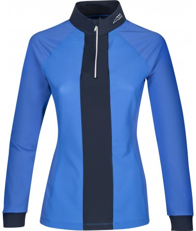 Equiline Womens Polo Fiamma