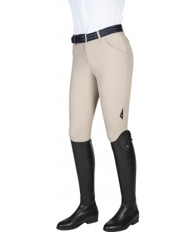 Equiline Women's Riding Breeches Franzi Knee Grip