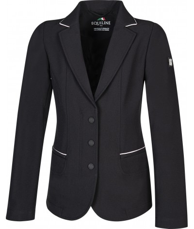 Equiline Girls Competition Riding Jacket Amber