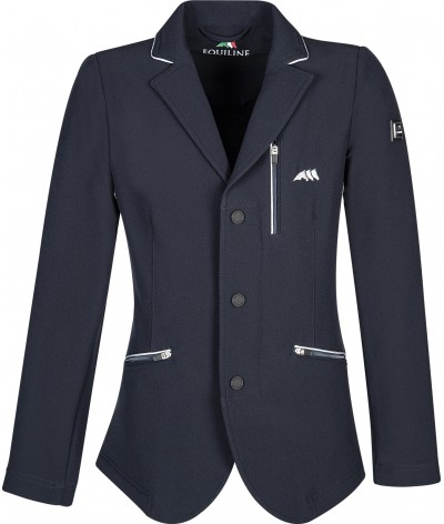 Equiline Boys Competition Jacket Denny