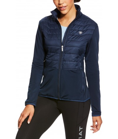 Ariat Women's Capristrano Jacket Navy