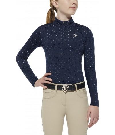 Ariat Sunstopper Meisjes Shirt 1/4 Zip
