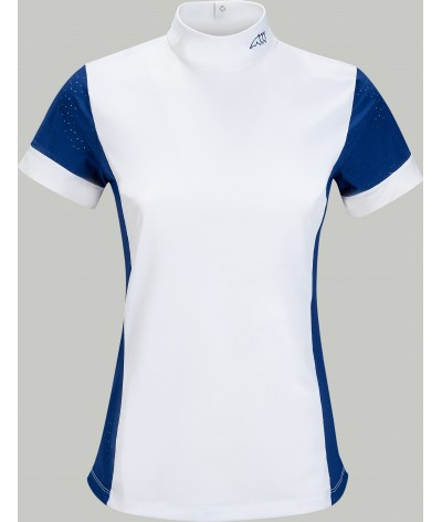 Equiline Women's Competition Shirt Heather
