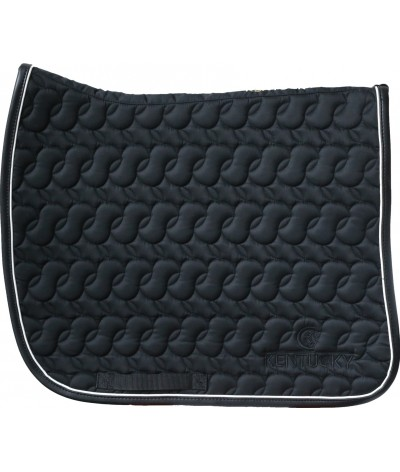 Kentucky Horsewear Saddle Pad Pearls Dressage