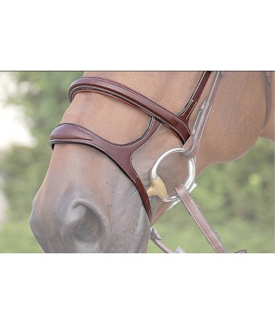 Dyon Double Noseband 'Dyon Collectie'