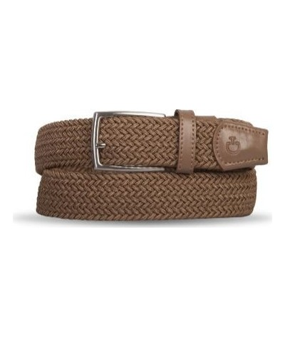 Cavalleria Toscana Men's Cross Belt