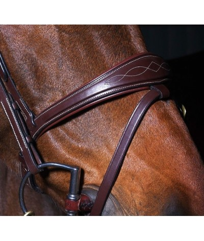 Dyon Anatomic Noseband 'Dyon Collectie'