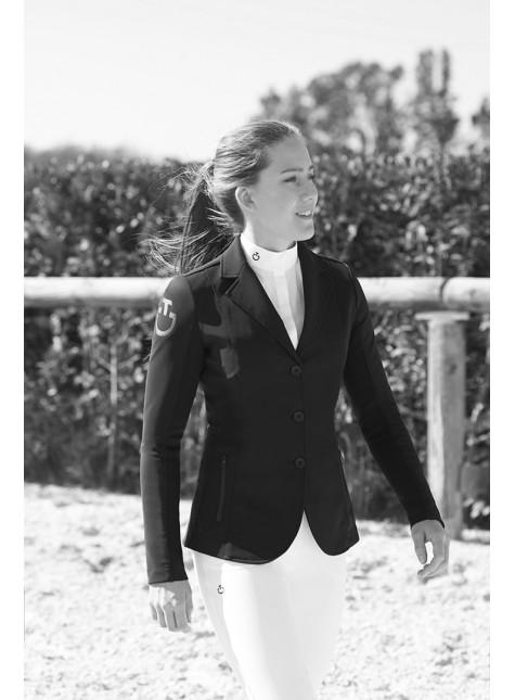 Cavalleria Toscana Tech Knit Dames Rijjasje