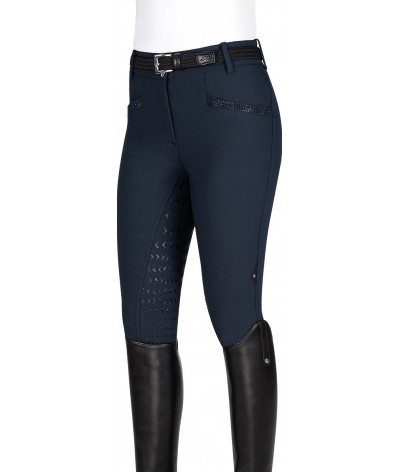 Equiline Women's Riding Breeches Gratia Full Grip