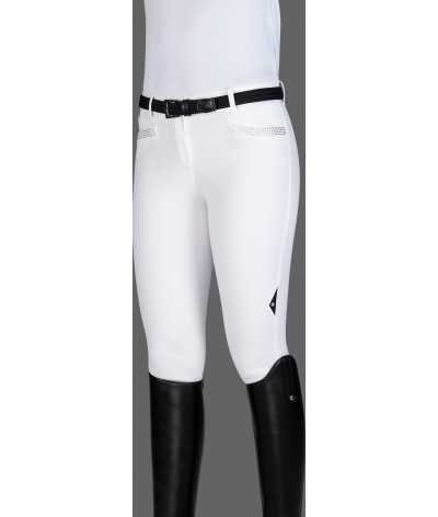 Equiline Women's Riding Breeches Gitta Knee Grip