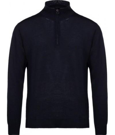 Cavalleria Toscana Zip Turtleneck Sweater