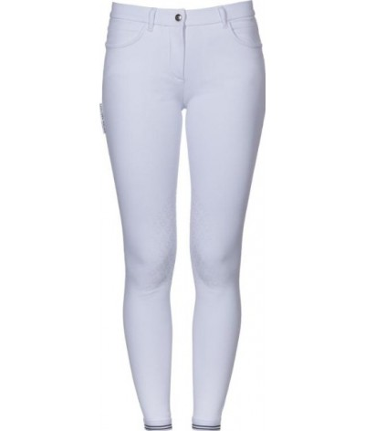 Cavalleria Toscana New Grip System(winter) Piping Logo Breeches