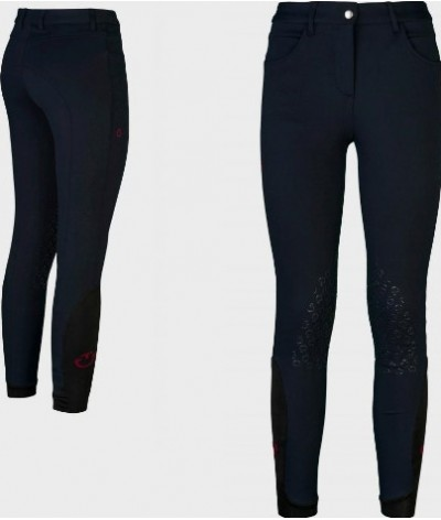 Cavalleria Toscana Women's Winter Riding Breeches