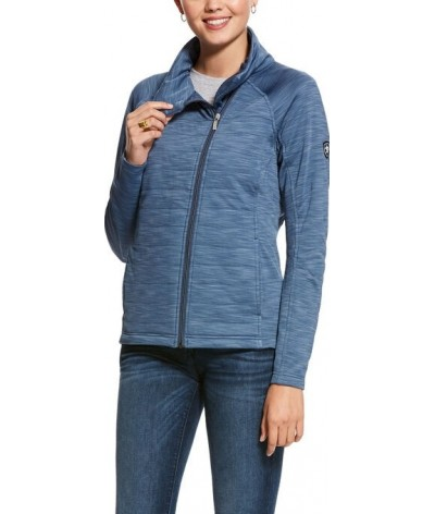 Ariat Women's Vanquish Full Zip Jacket Lake Life