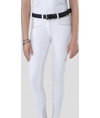 Equiline Girl's Riding Breeches Alice Full Grip