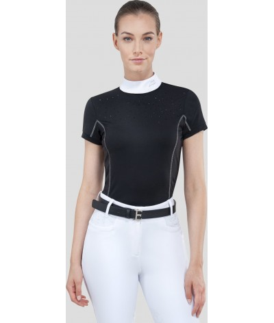 Equiline Women's Competition Polo Shirt S/S Pitas