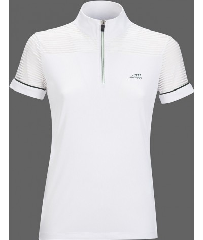 Equiline Women's Competition Polo Shirt  Carlotta