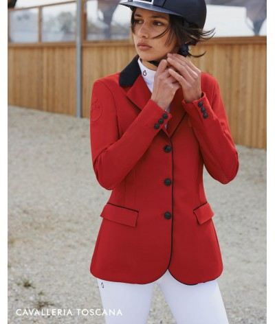 Cavalleria Toscana GP Perforated Riding Jacket