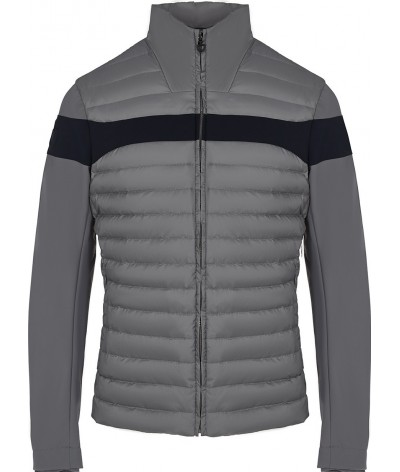 Cavalleria Toscana Nylon/Jersey Syntetic Down Quilted Jacket