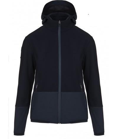 Cavalleria Toscana Jersey/Nylon Softshell jacket