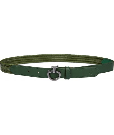 Cavalleria Toscana Elastic Leather CT Belt