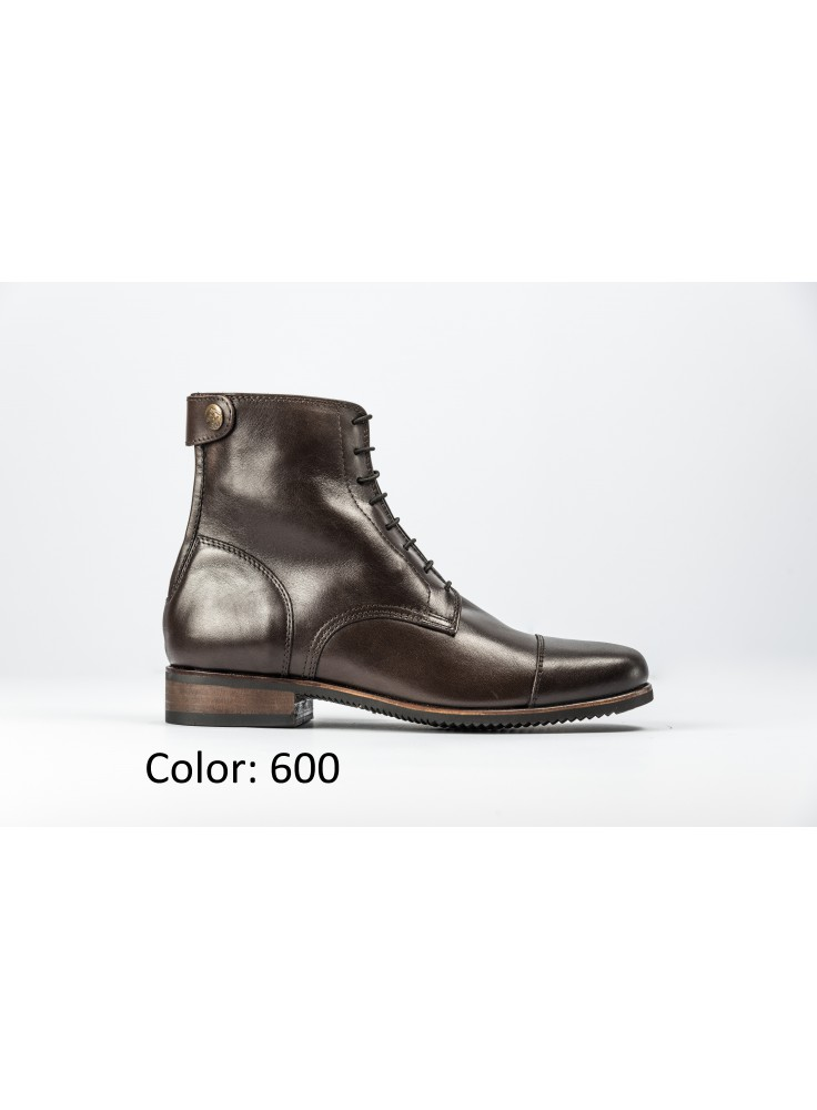 Secchiari Classic Ankle Boot Vitello Square