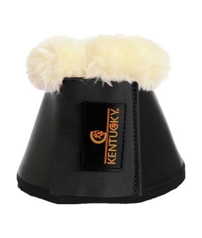 Kentucky Sheepskin Leather Overreach Boots